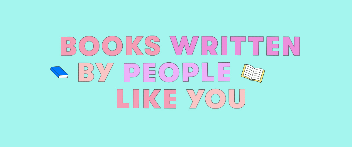 Books written by people like you