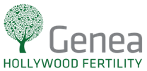 Genea Hollywood Fertility logo